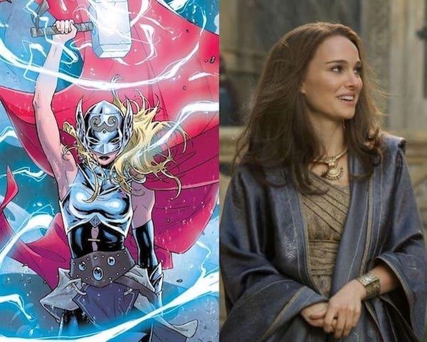 Jane Become Thor
