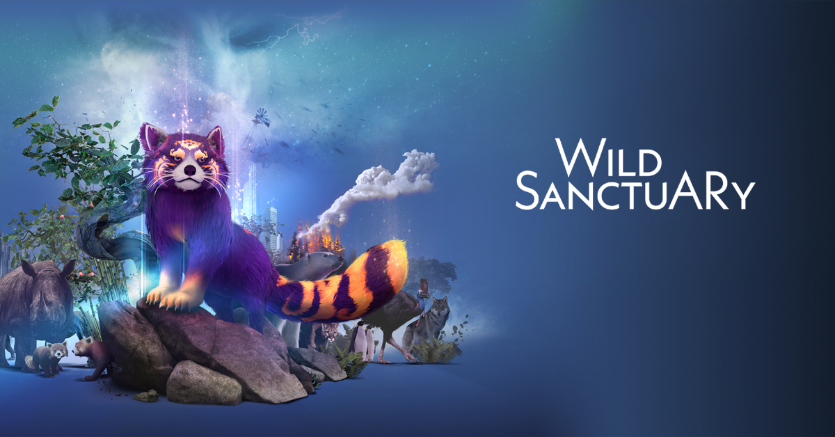 Img Wild Sanctuary Cover Artwork