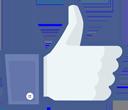 Logo like facebook