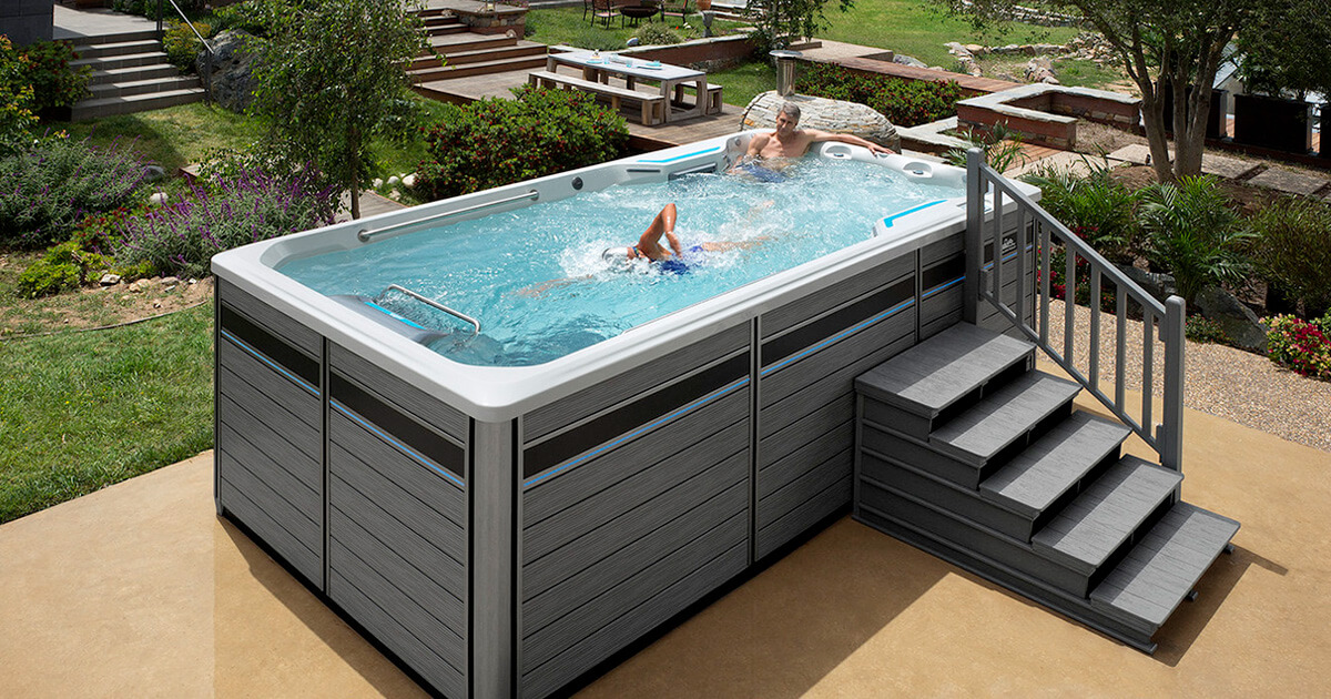 Swim Spas Swimming Spas Luxury Swim Spas Swim Spa Cost