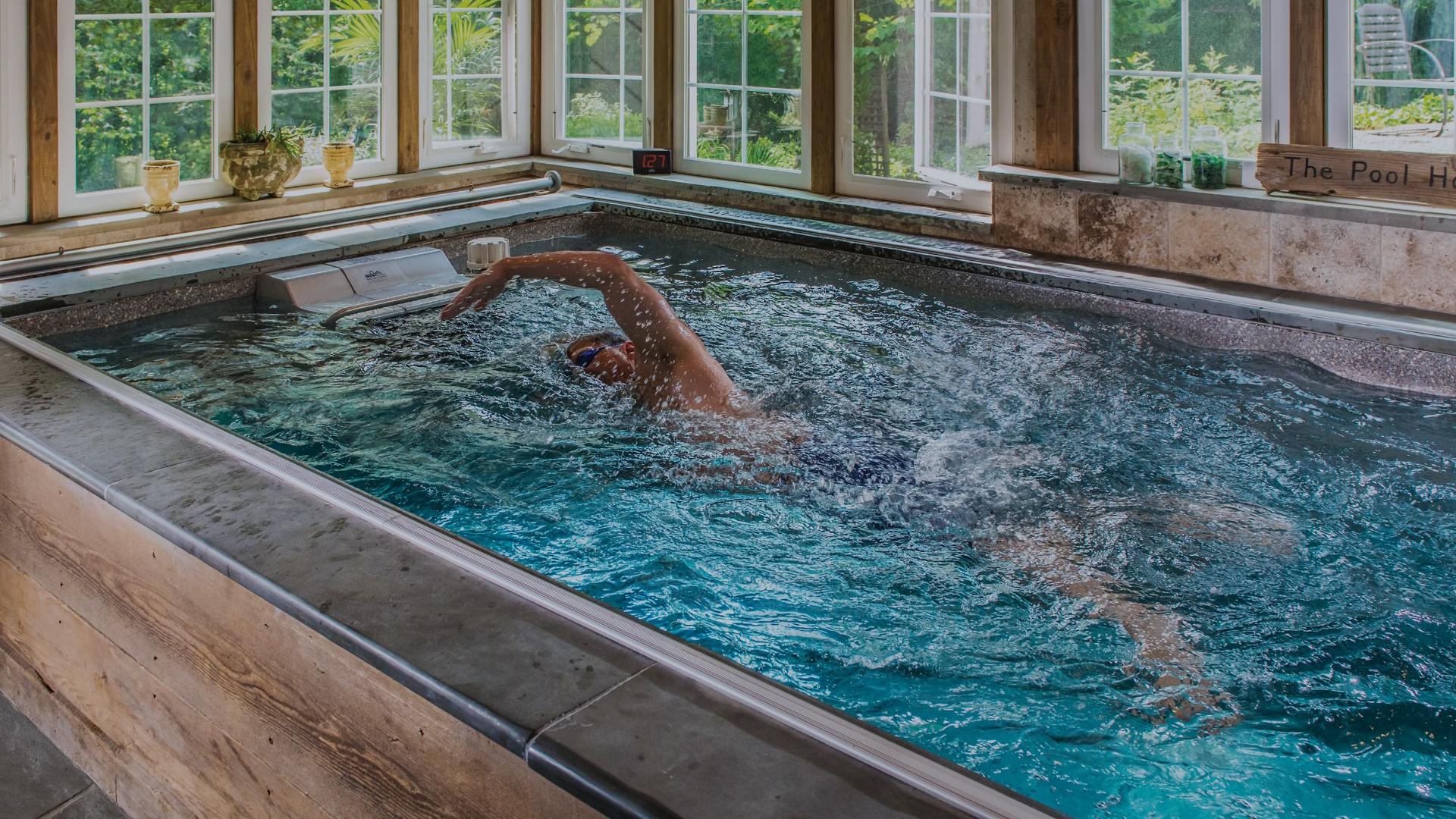 endless pool sverige