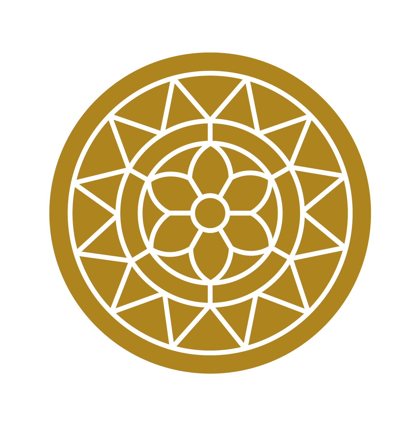 Founders Circle logo with white text