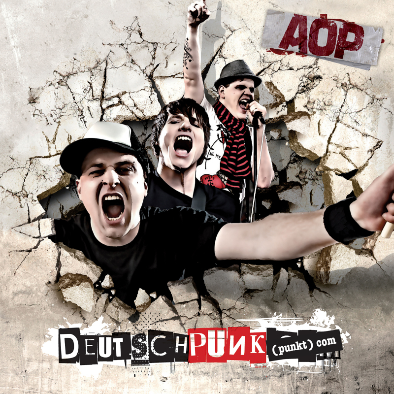 Cover deutschpunk.com