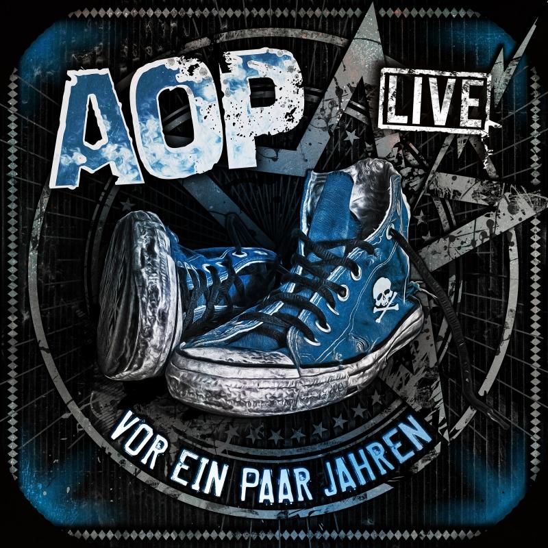 Cover Vor ein paar Jahren – Live