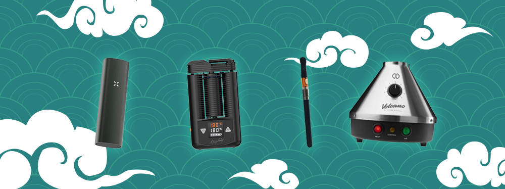 cover image for article What is vaping and how to choose a cannabis vaporizer