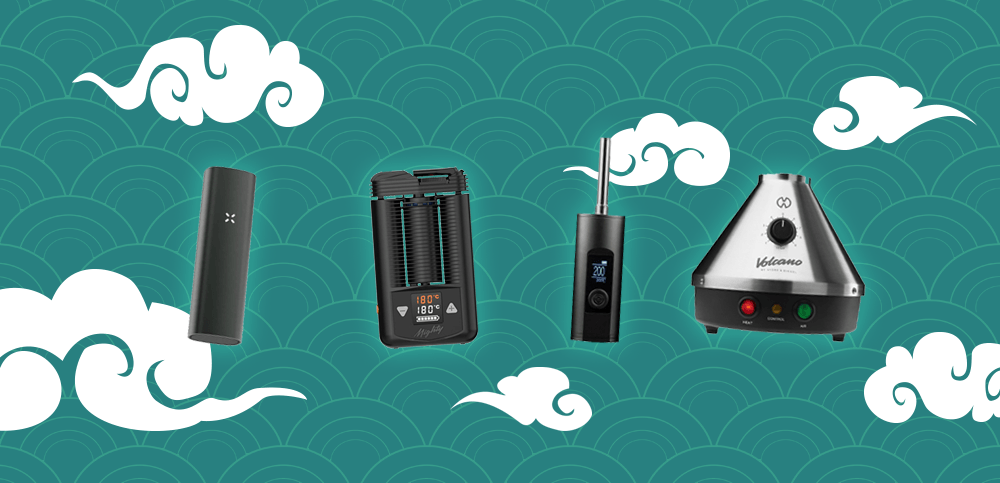 cover image for article Best dry herb cannabis vaporizers for Australians