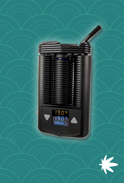 portable cannabis vape mighty