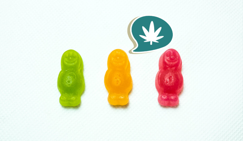 article image for Can CBD gummies get you high?