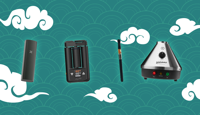 article image for What is vaping and how to choose a cannabis vaporizer