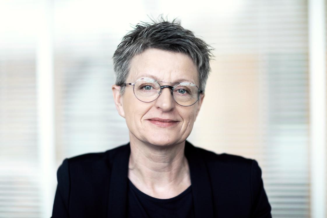 Female coach business woman portrait