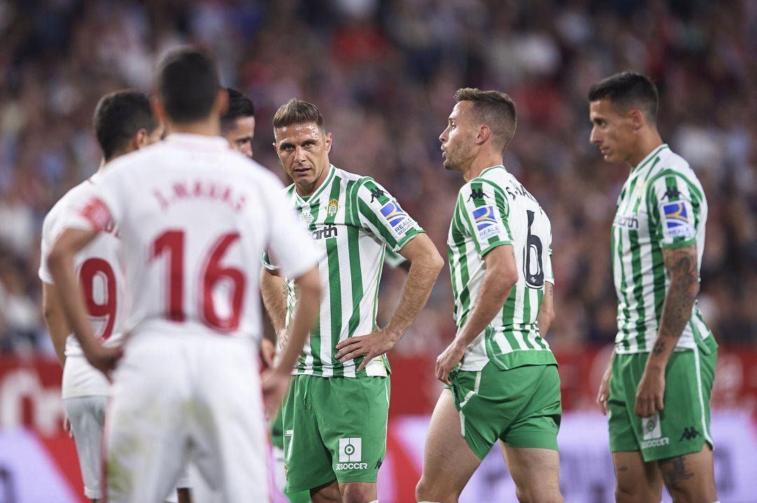Previa J28 - Jueves 11 - 22:00  - Sevilla vs Betis