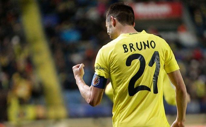 Bruno Soriano sigue a buen ritmo