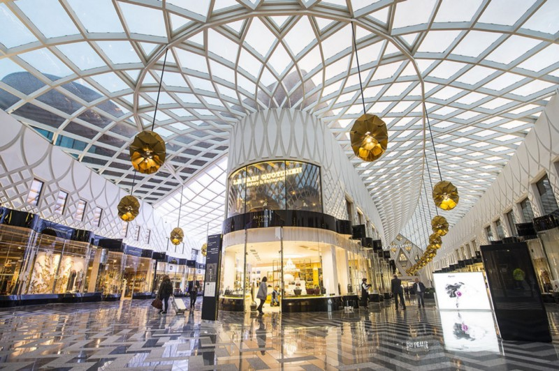 Victoria Gate Shopping Centre Leeds