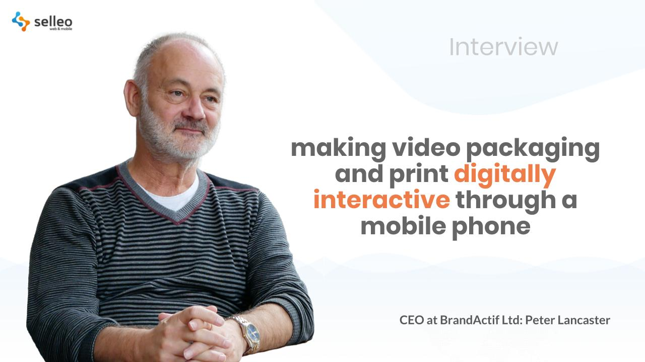 Making Video Packaging And Print Digitally Interactive