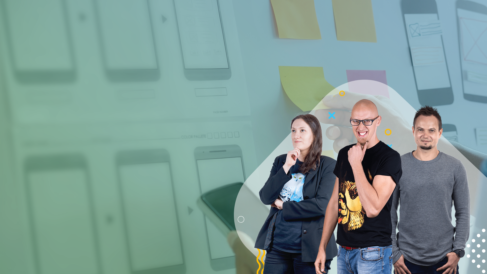 UX and UI Design Team