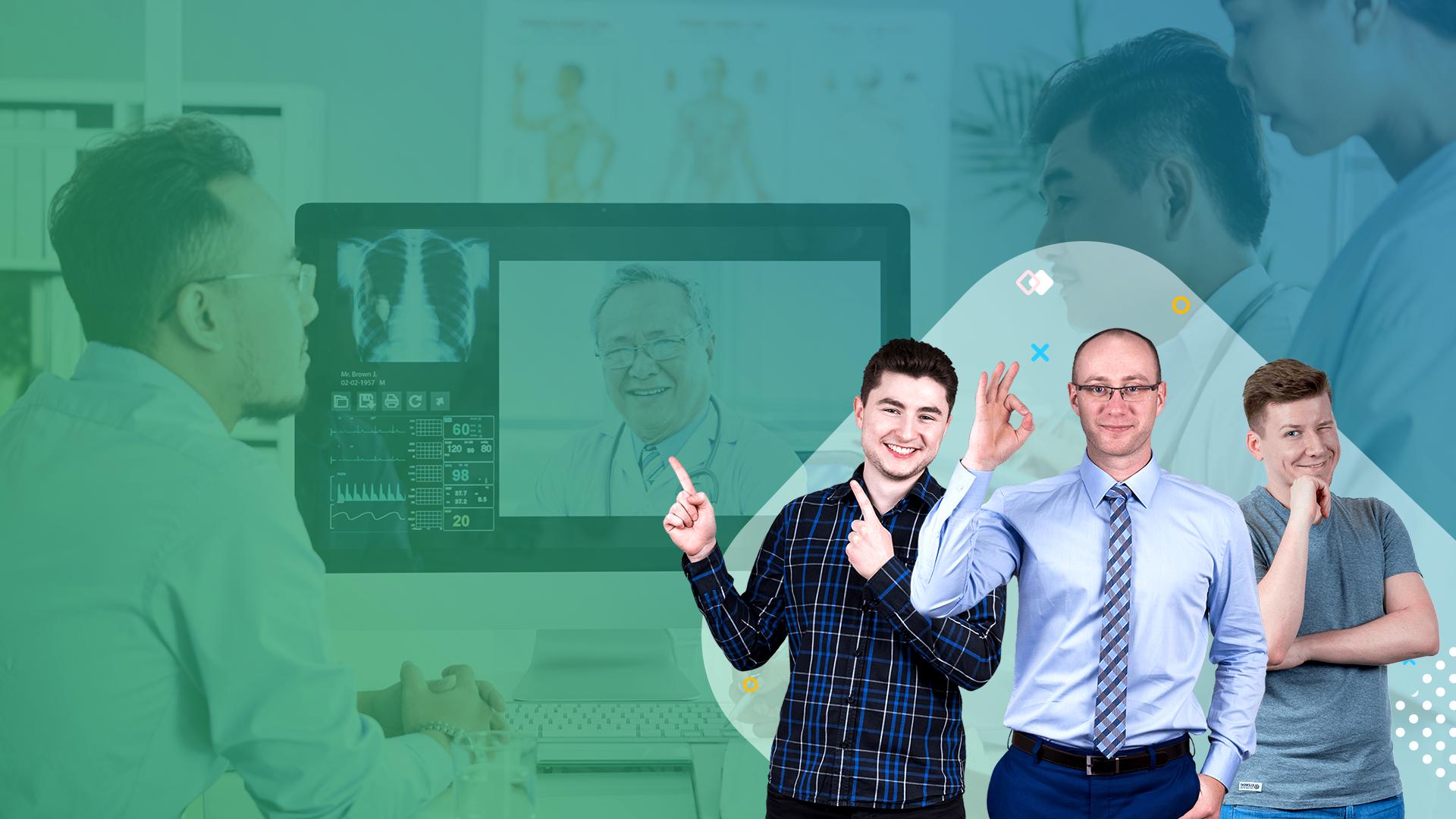 Healthcare Software Development Team