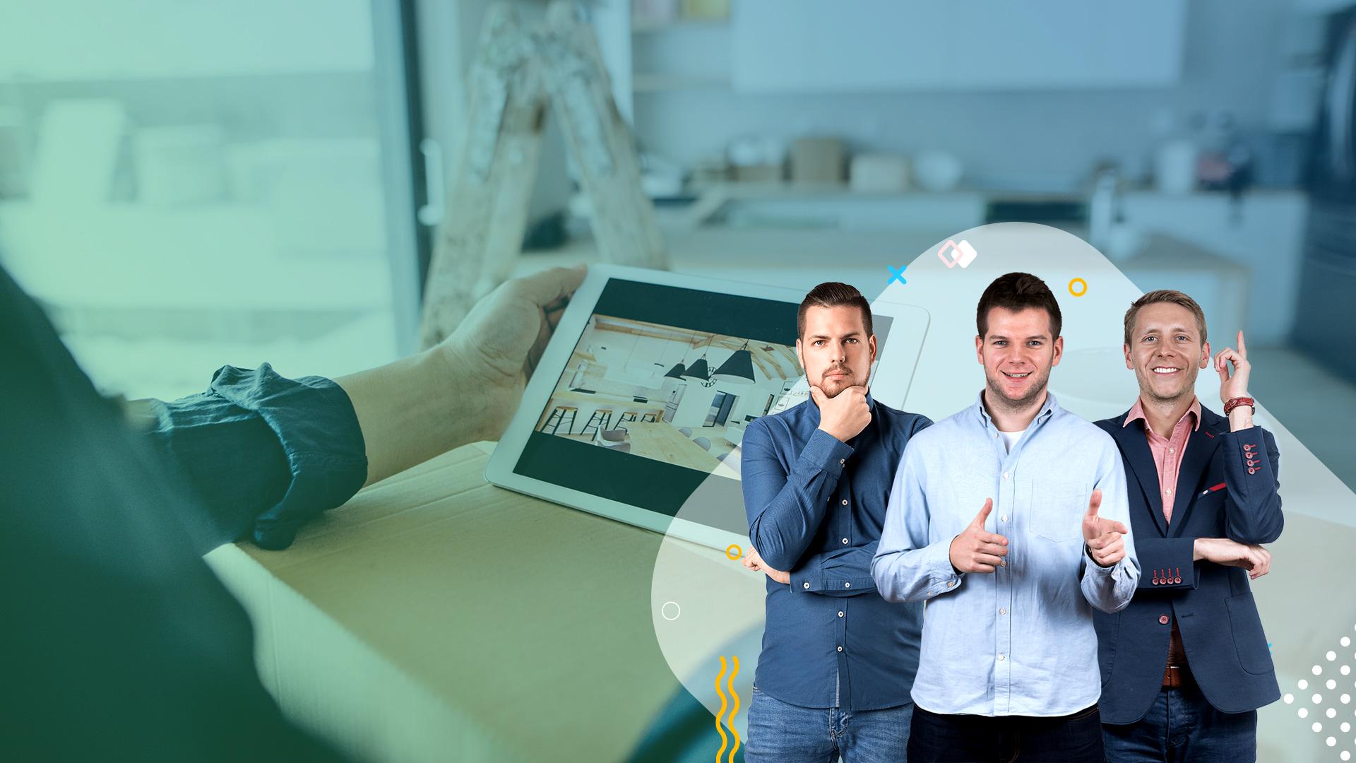 Real Estate Software Development Team