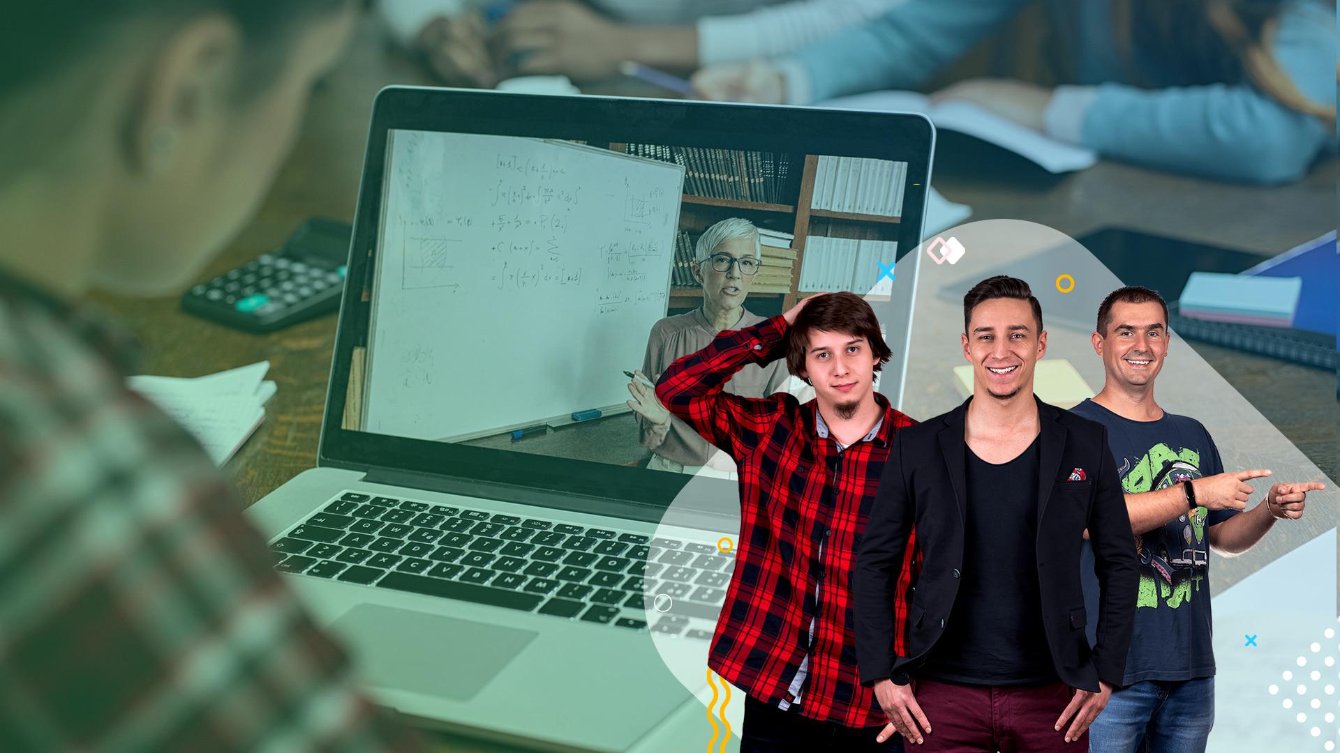 Elearning Software Development Team