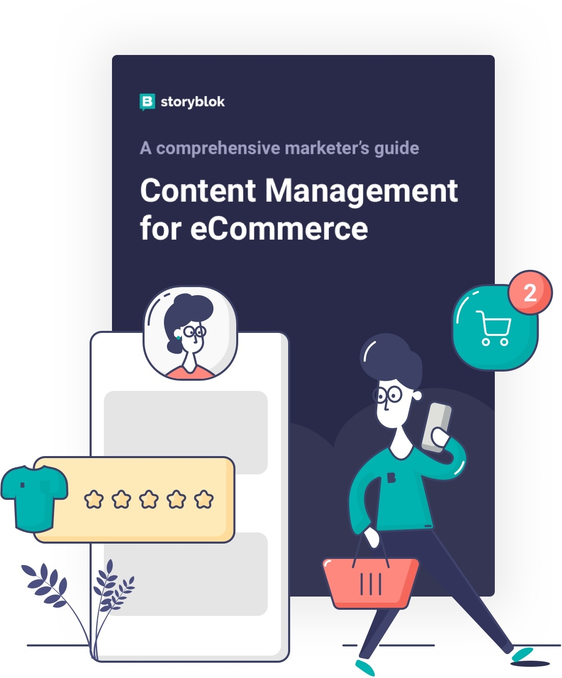 Content Management for eCommerce - eBook Cover