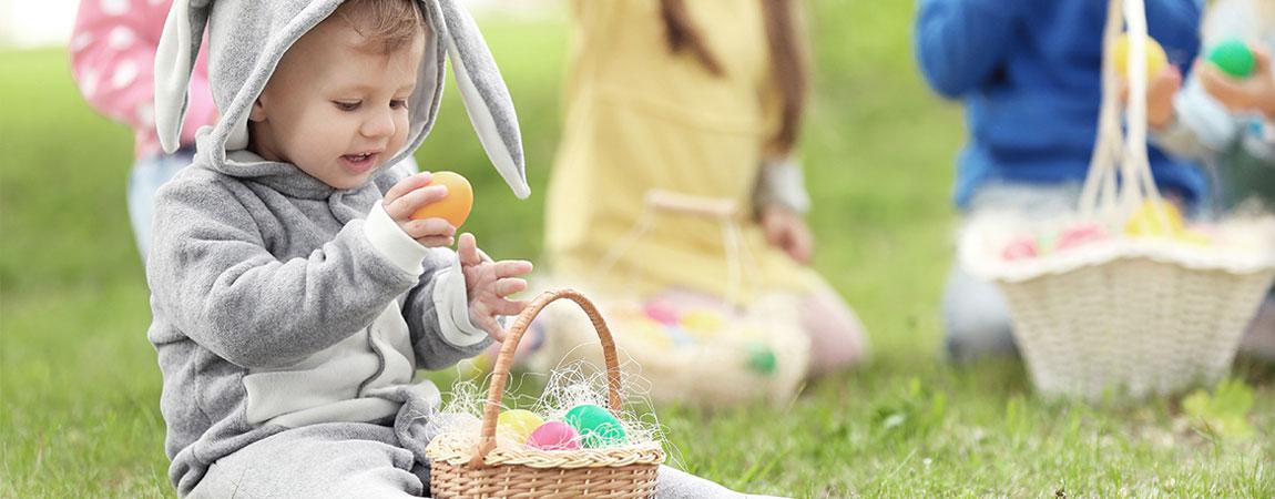 Ostern - Ei-Allergie