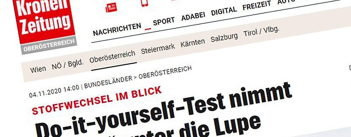 Kronen Zeitung OOE