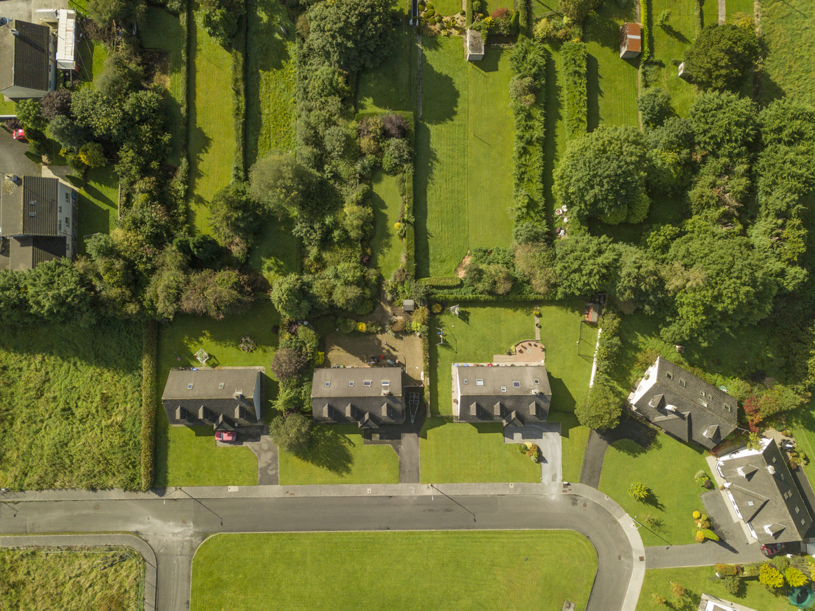 Grundstückswert ermitteln: Bodenrichtwert