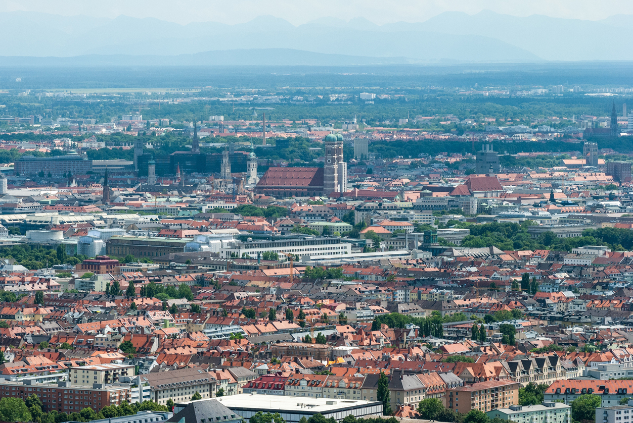 Quadratmeterpreise: Großstädte