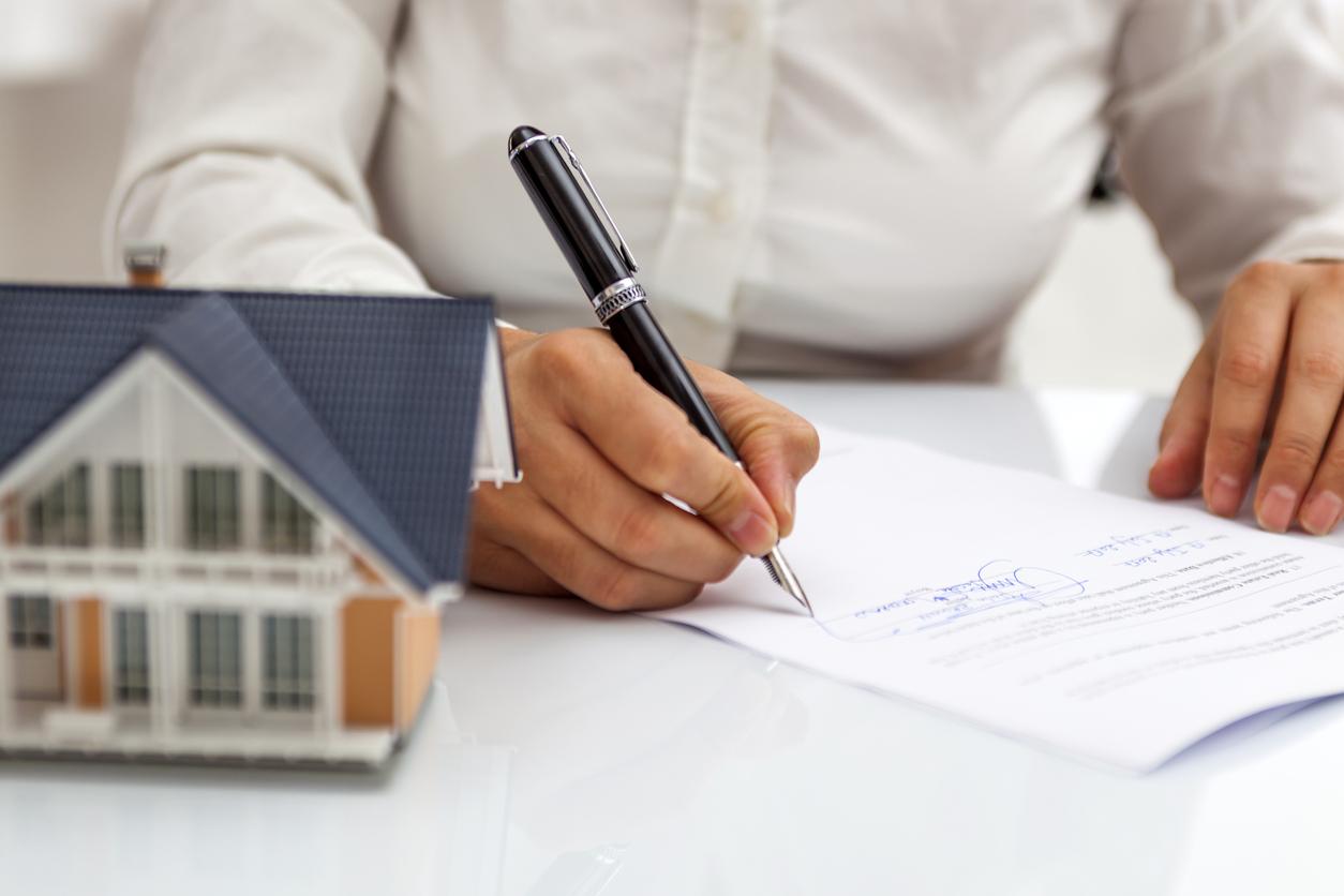 Darlehensvertrag oder Kaufvertrag zuerst unterschreiben?