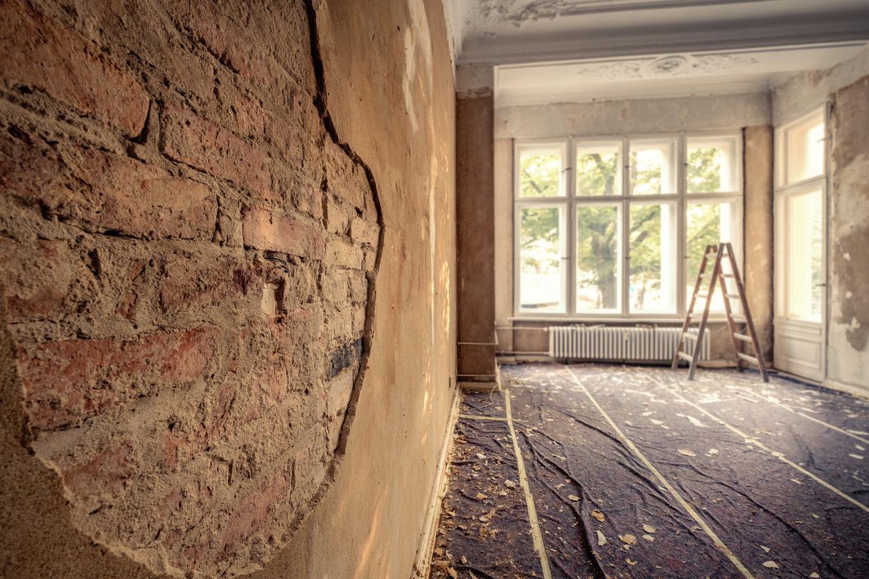 Haus verkaufen: Renovierung
