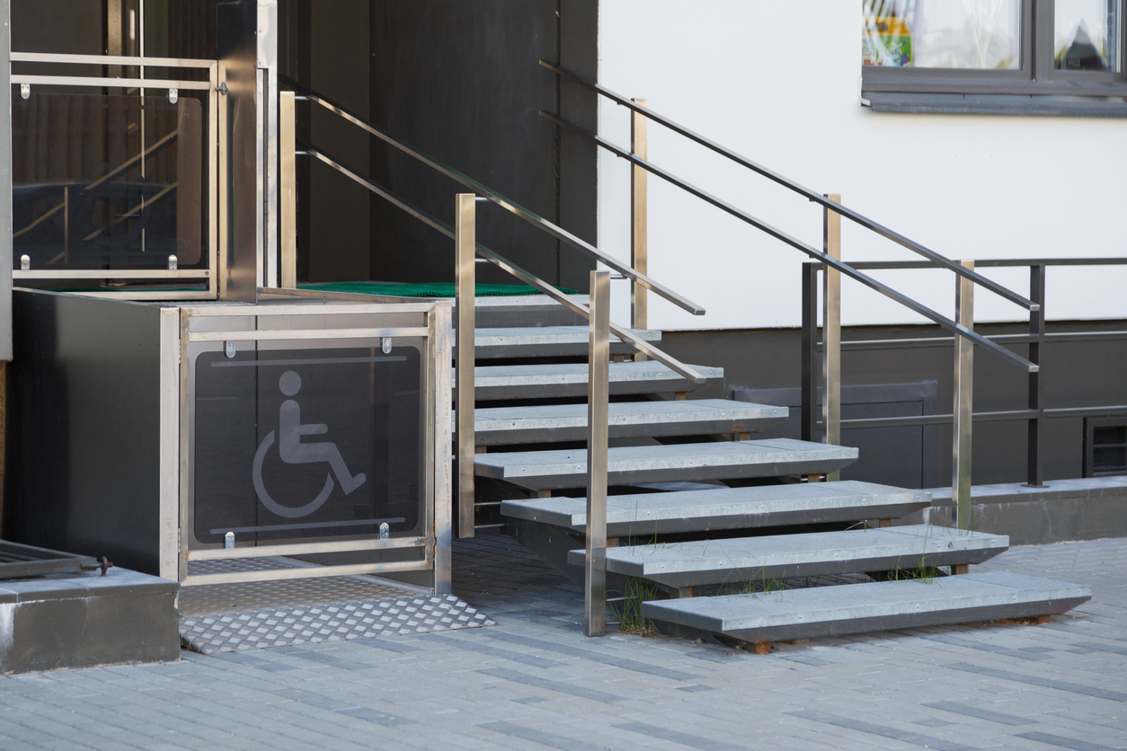 Maßnahmen, die barrierefreies Bauen und Wohnen gewährleisten, gelten als privilegierte Baumaßnahmen.