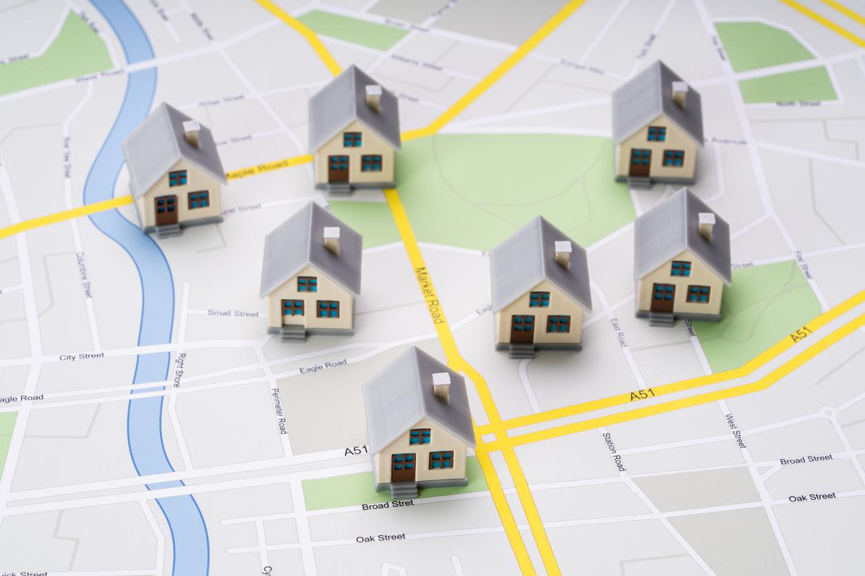 Hausverkauf: Verkehrswert nach Lage bestimmen