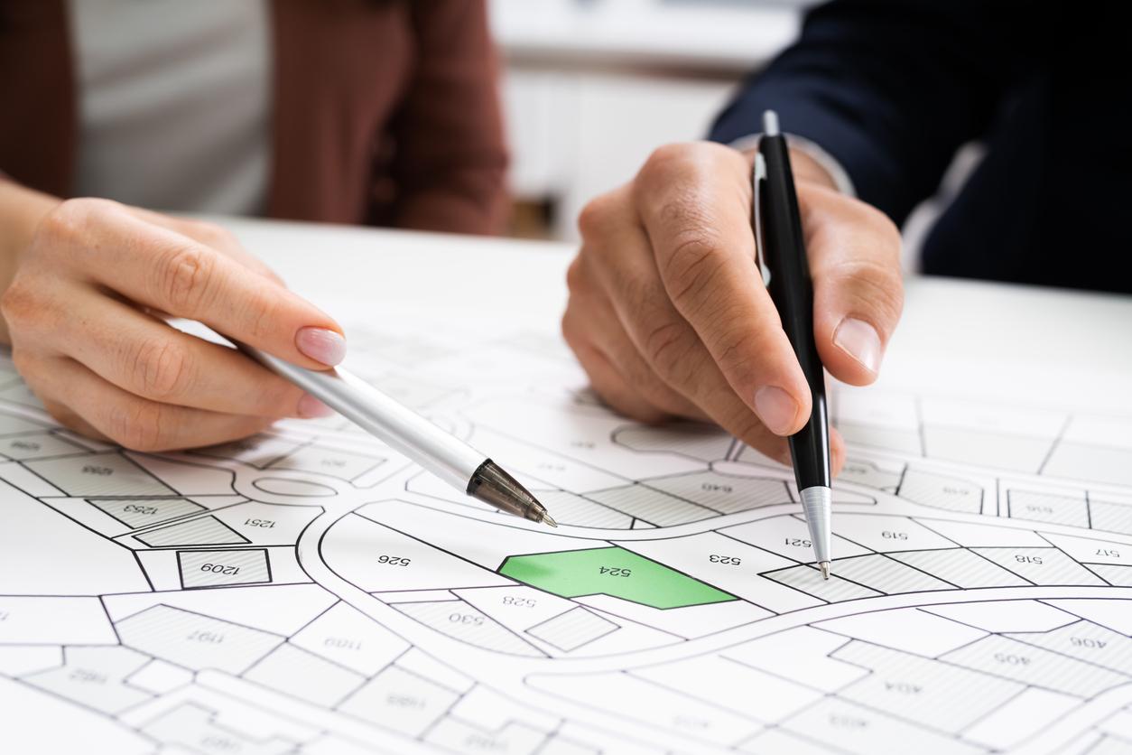 Bebauungsplan einsehen: Stadtplanung