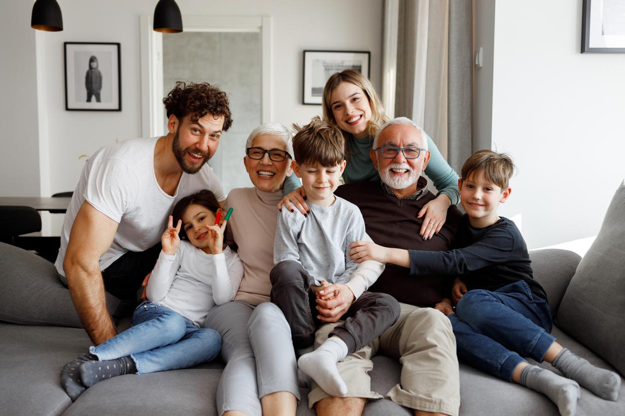 Hausverkauf Steuern: Familie