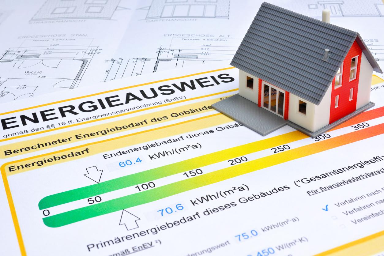 Hausverkauf Unterlagen: Energieausweis