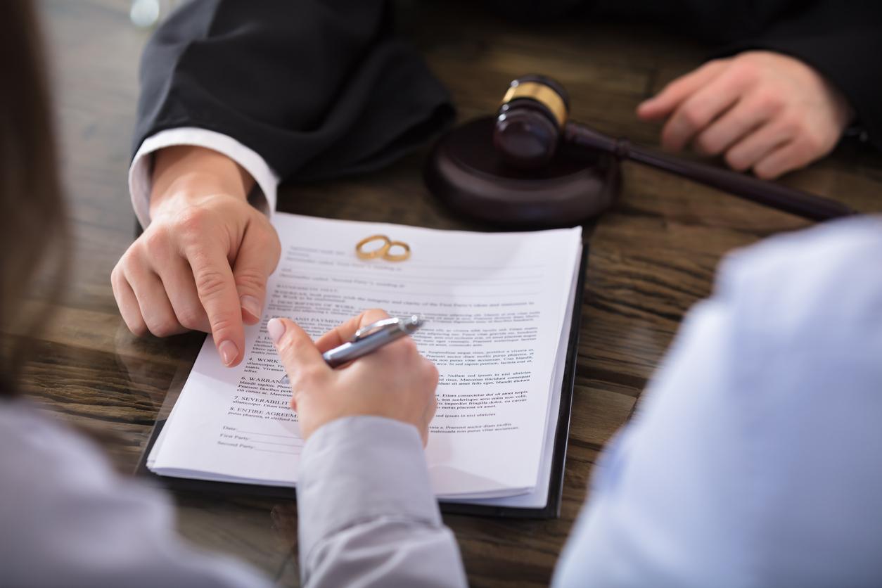 Scheidung Haus: Ehevertrag