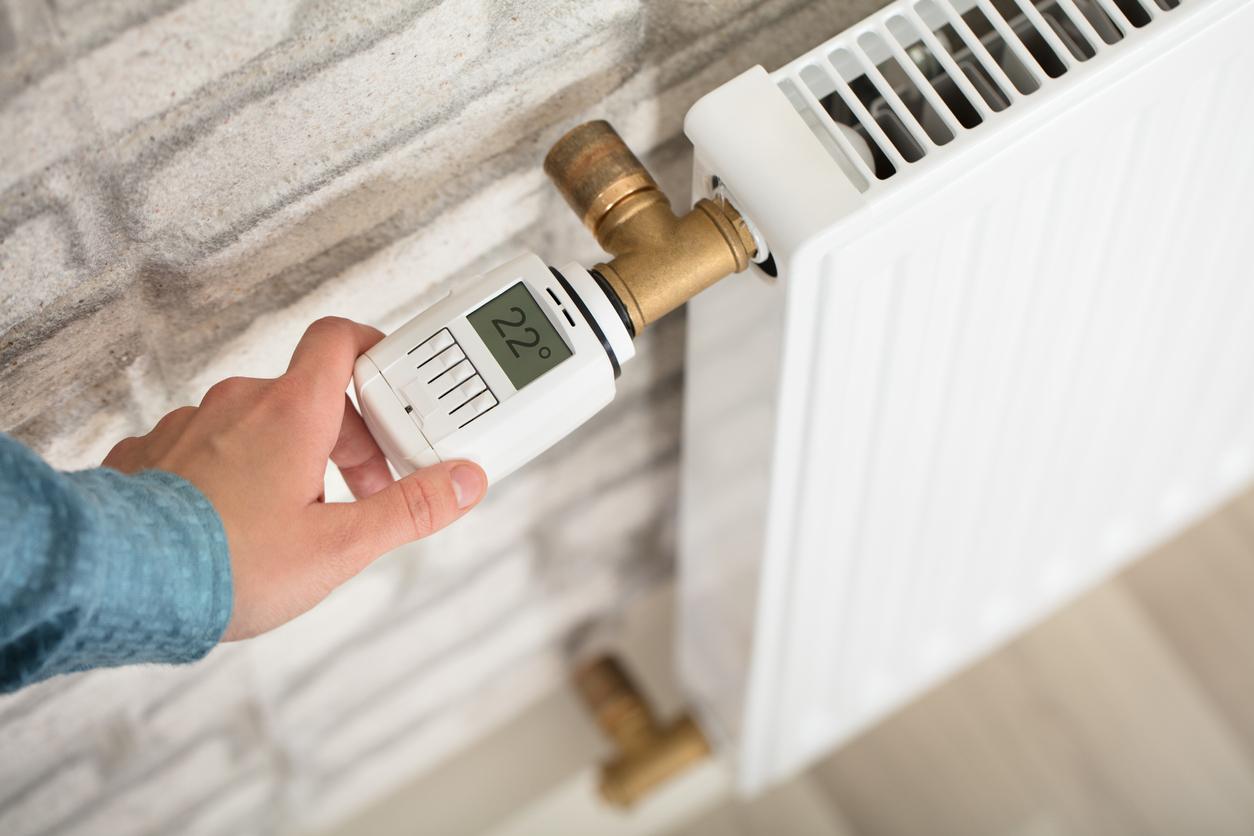 Heizkosten sparen: Elektronische Thermostate einbauen