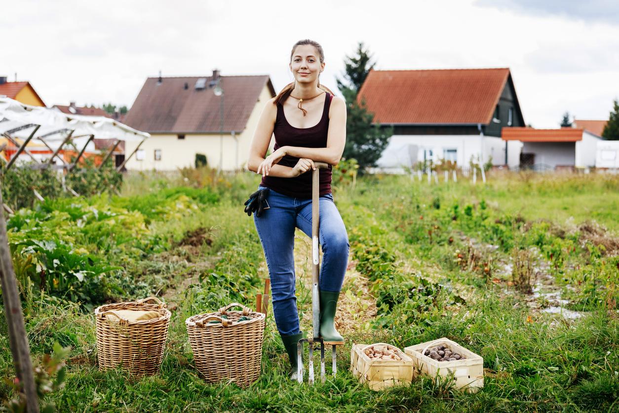 Bauland verkaufen: Gartenland