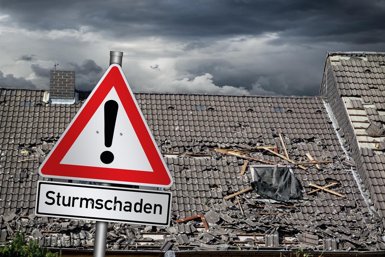 Gebäudeversicherung greift bei Sturmschaden