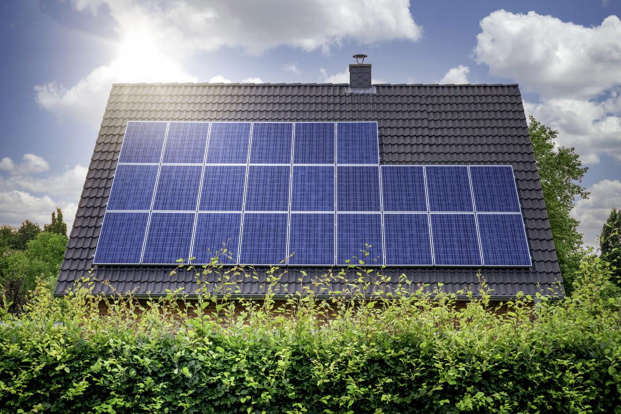Umweltgerechtes Wohnen: Solaranlage