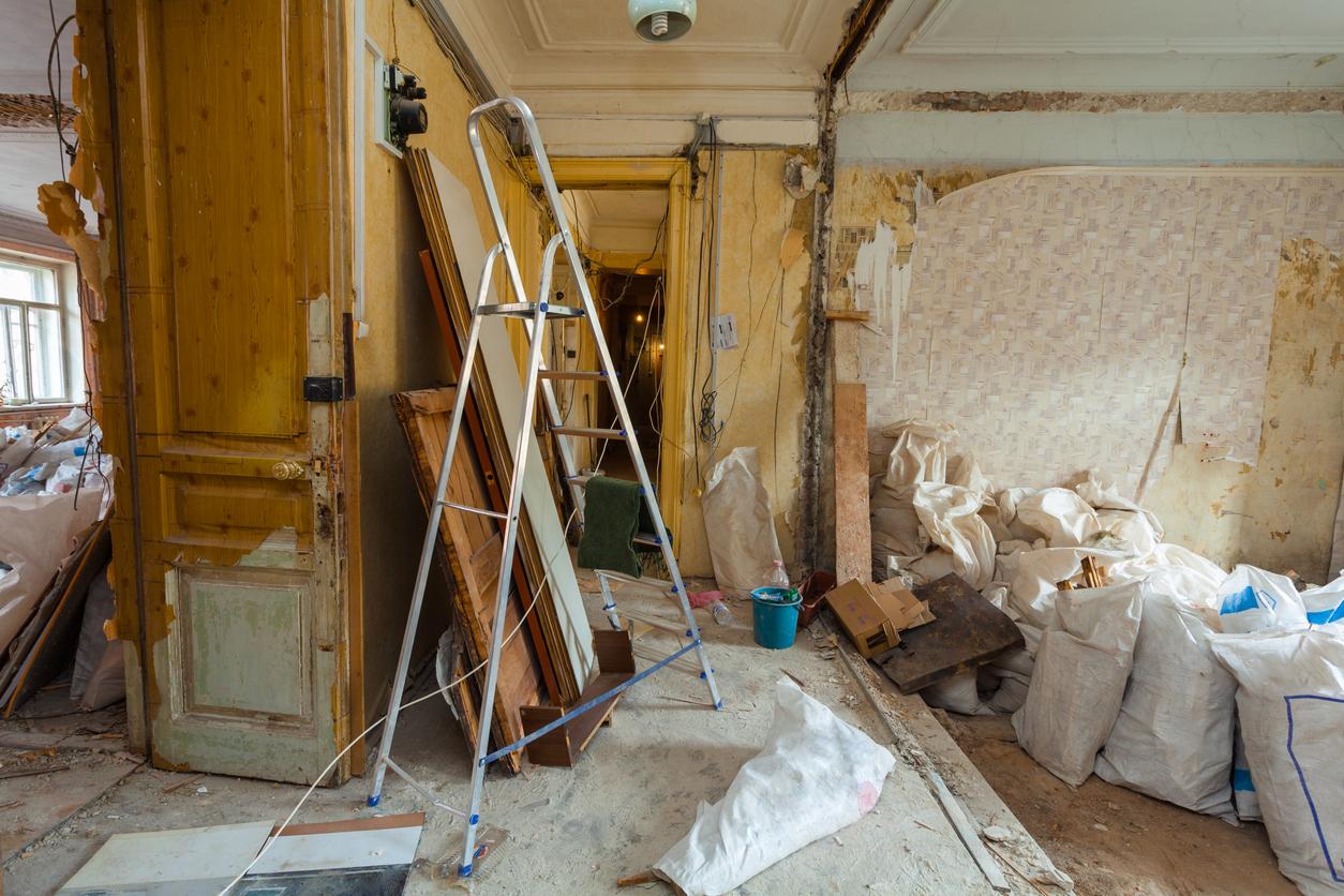 Altes Haus verkaufen oder vermieten?
