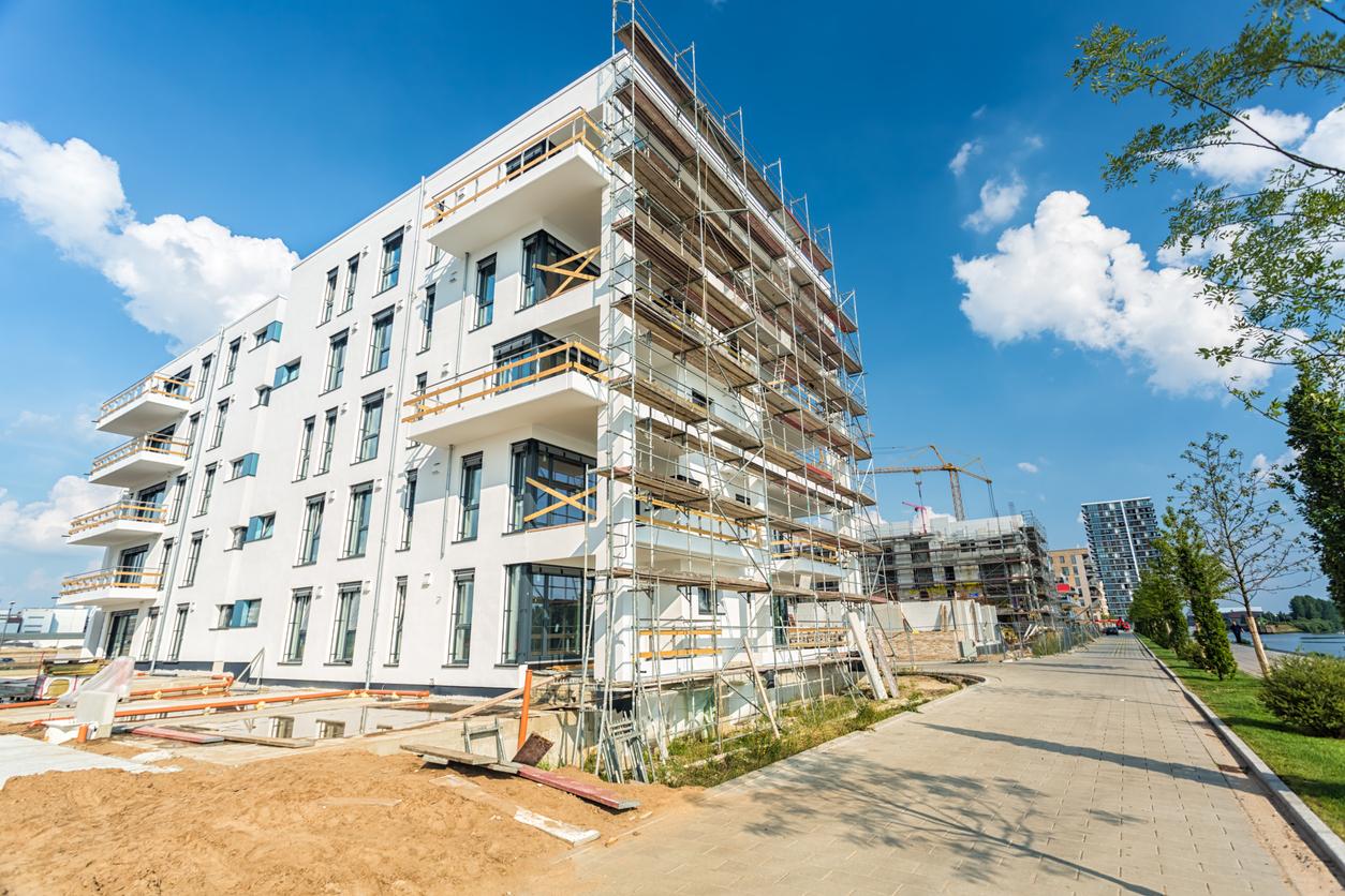 Zinshaus: Neubau
