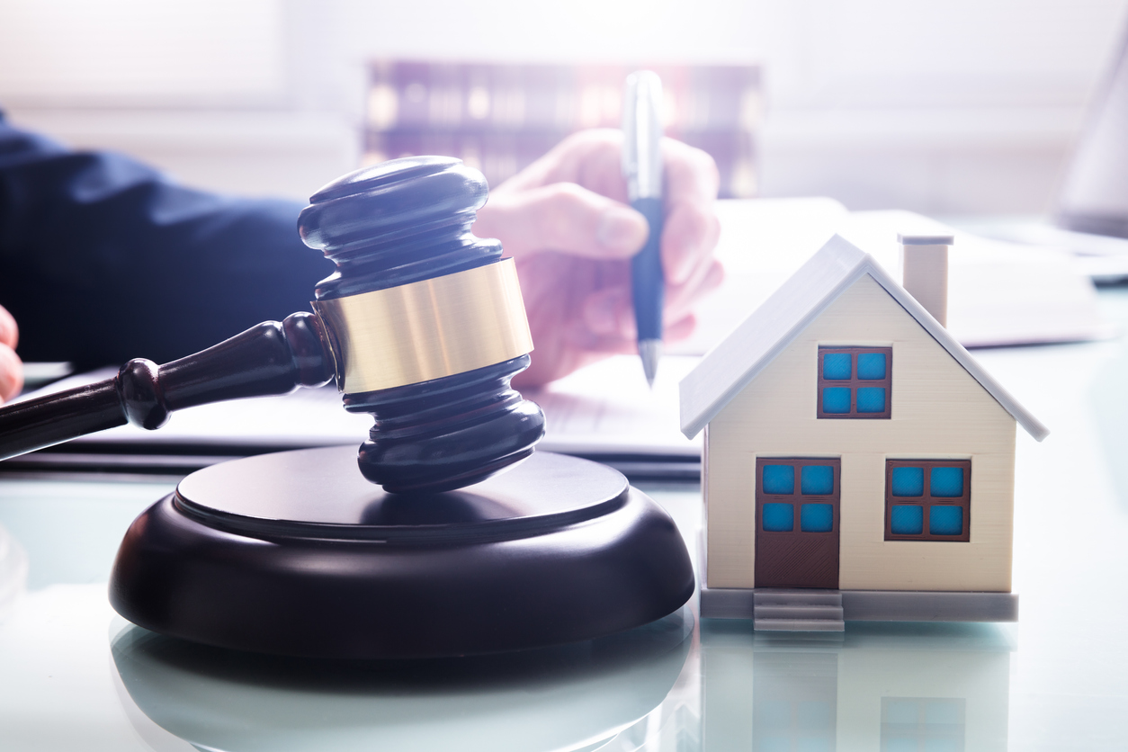 Wertgutachten Haus: Gericht