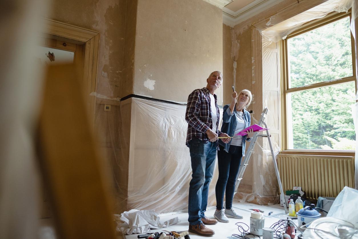 Eigentumswohnung verkaufen: Renovierung