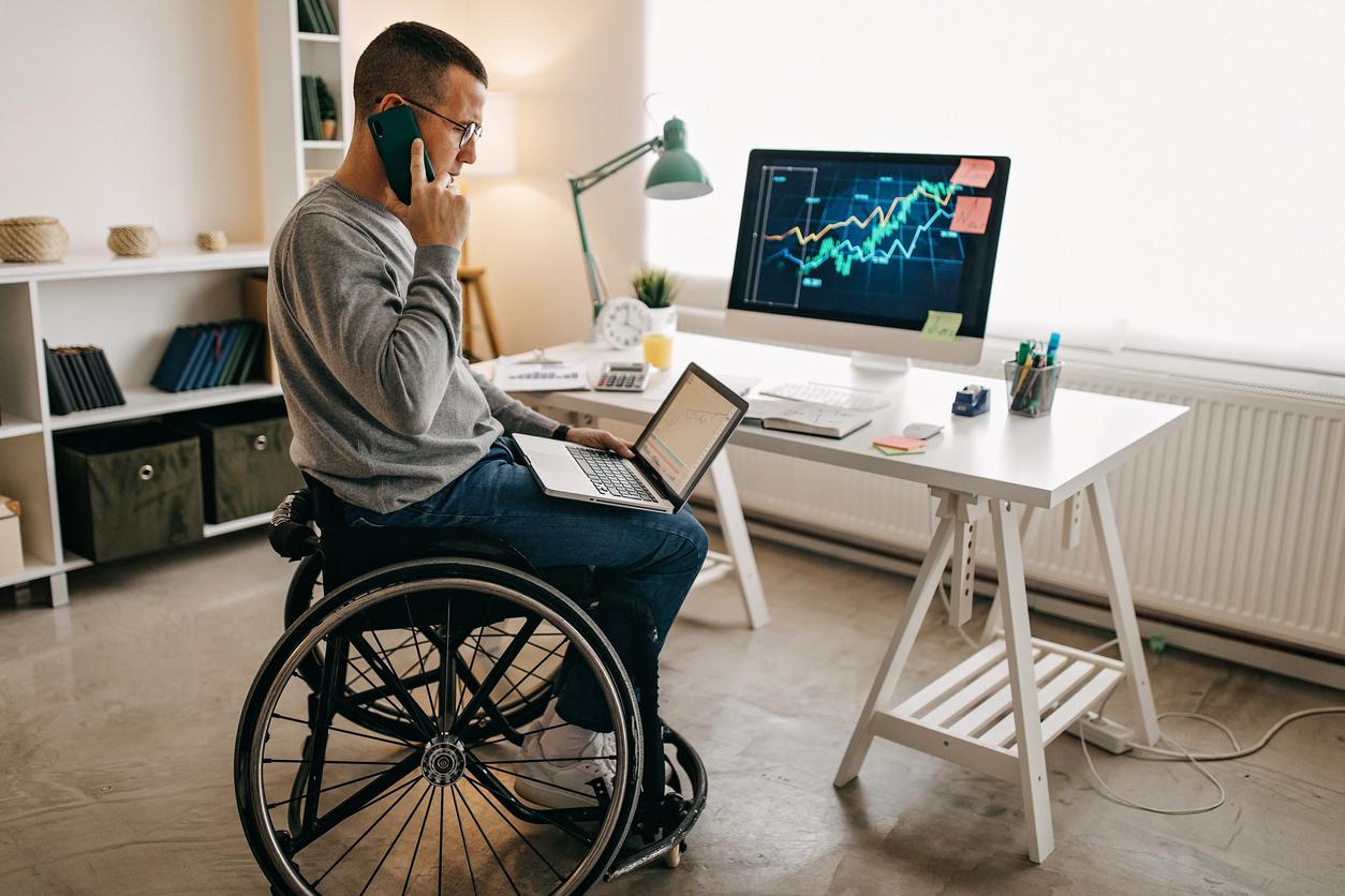 Moderne Technik kann barrierefreies Wohnen auf das nächste Level heben.