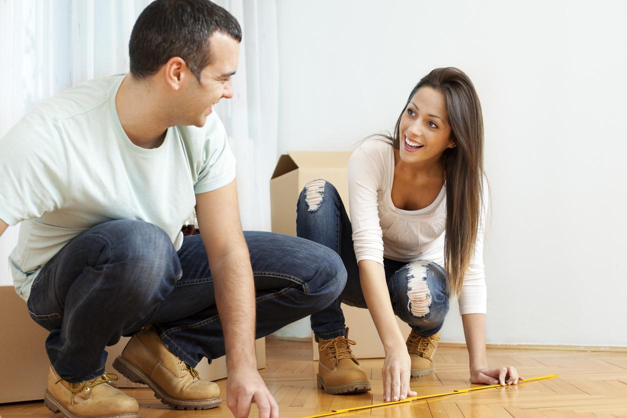 Wohnflächenberechnung: Nachmessen