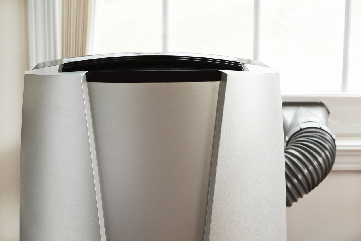 Ein Monoblock ist eine kostengünstige Klimaanlage für zuhause.