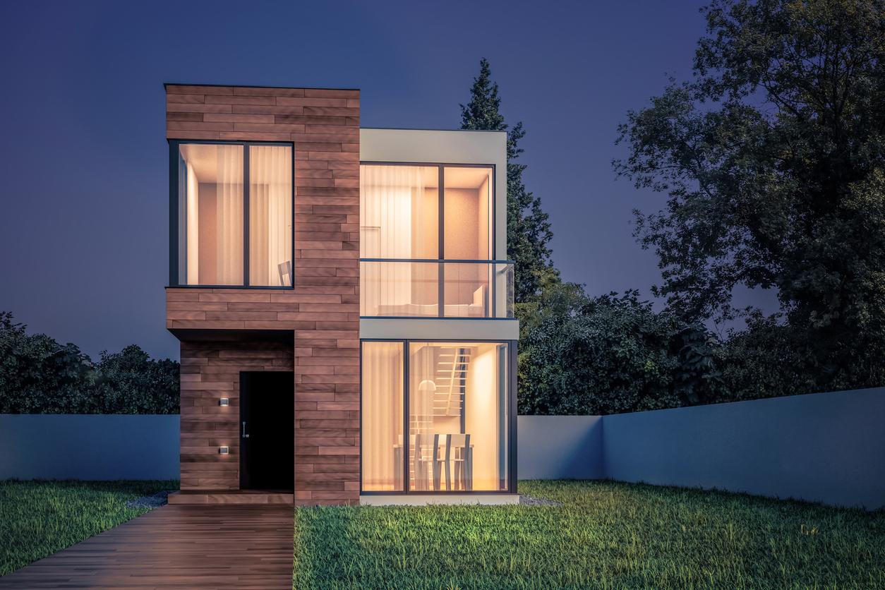 Tiny-House-Siedlungen bieten ideale Grundstücke für Minihäuser.