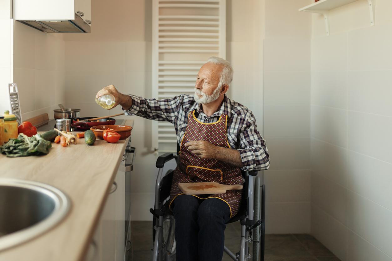 Barrierefreies Wohnen: Höhen von Möbeln anpassen für mehr Komfort.