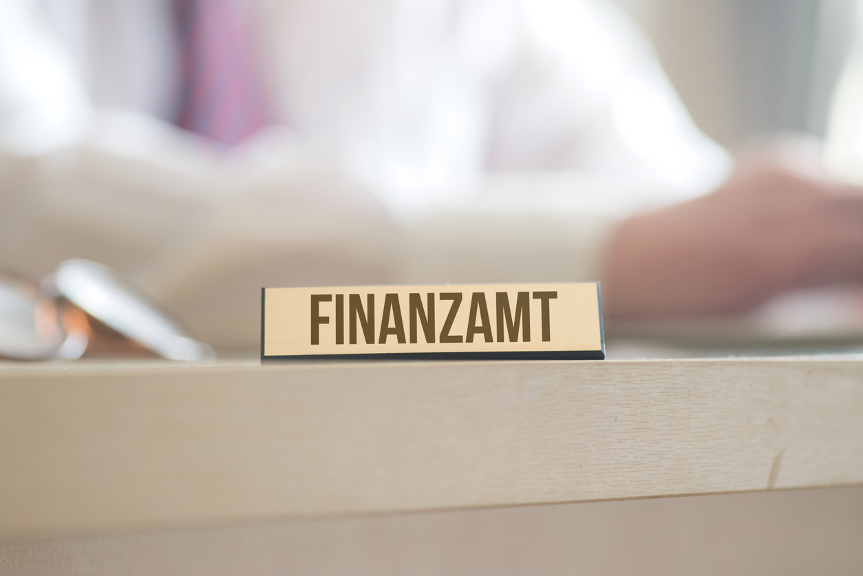 Unbedenklichkeitsbescheinigung vom Finanzamt