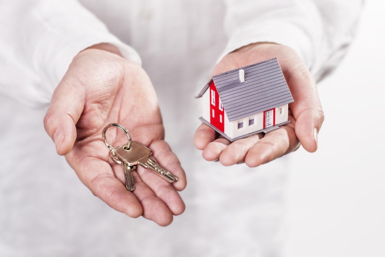 Kaufvertrag Immobilie: Schlüsselübergabe